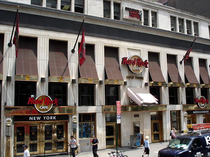 Hard Rock Cafe New York City Wikipedia