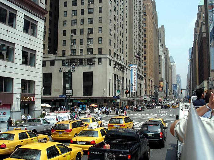 Streets of new york sex